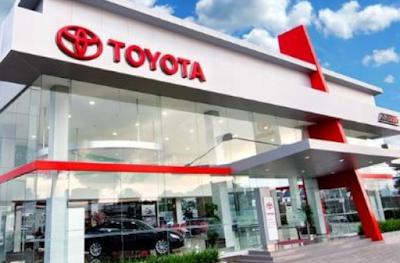 Dealer Toyota Cirebon
