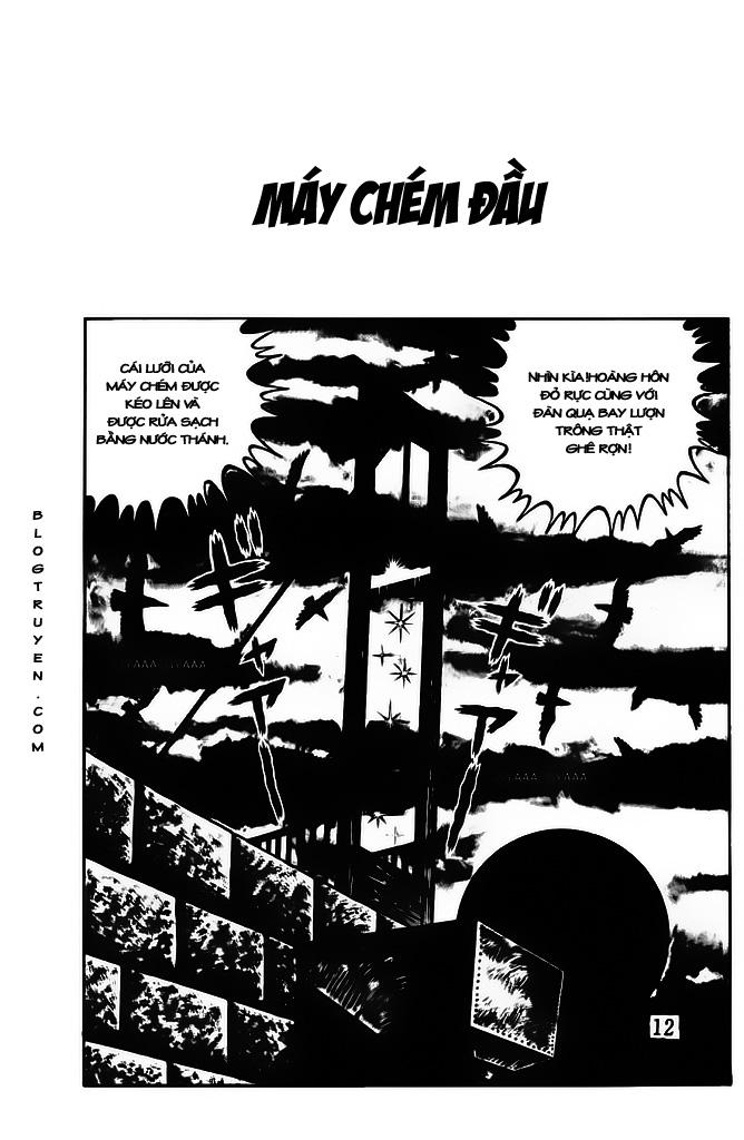 Panorama Of Hell chap 1 trang 13