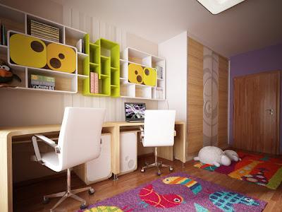 desain kamar tidur anak perempuan : Desain Rumah - Rumah ...