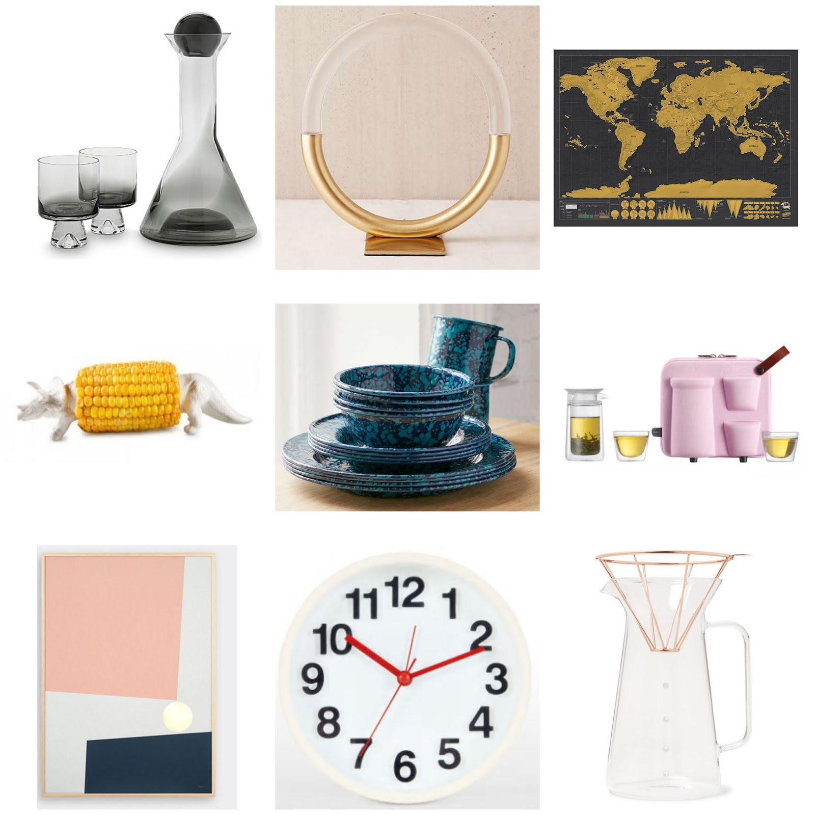 Christmas Homeware Gift Guide