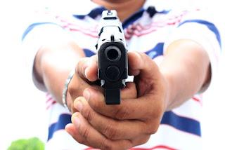 Bandidos atiram contra vítimas durante tentativa de assalto em Pombal