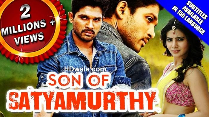 Son of Satyamurthy Movie Download Hindi Dubbed (2015) HDRip