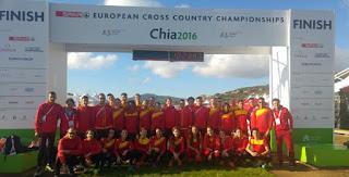 ATLETISMO - Gran Bretaña y Turquía se coronan en el Europeo de cross de Chia. España plata en categoría masculina, y 5ª en femenina