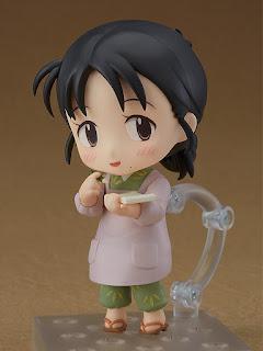 "Nendoroid Suzu de ""Kono Sekai no Katasumi ni"" - Good Smile Company"