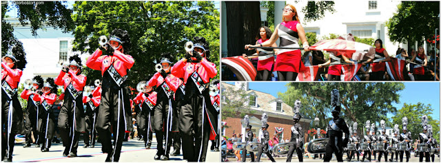 Bandas Música Desfile 4 de Julio en Bristol