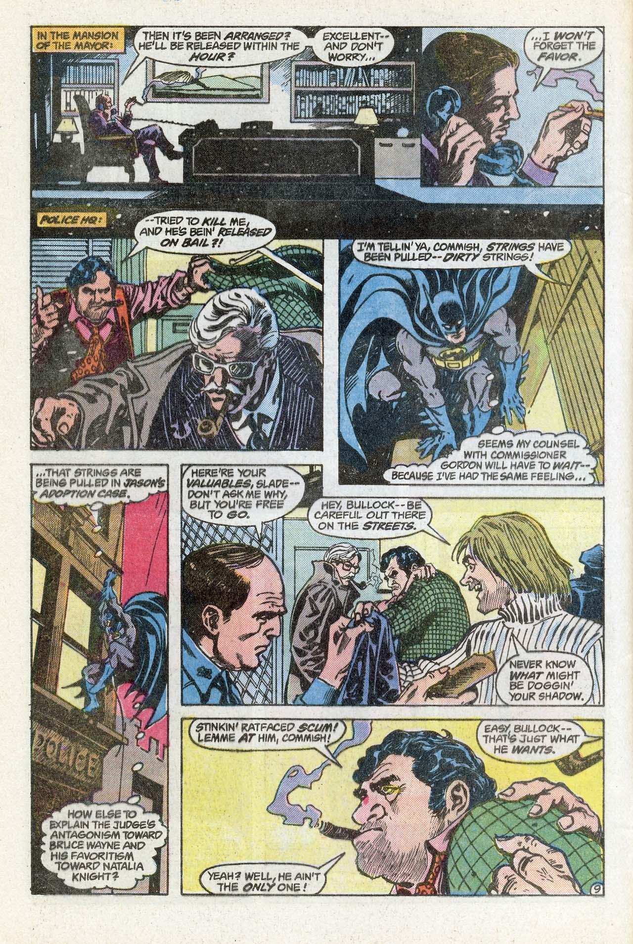 Detective Comics (1937) 544 Page 11