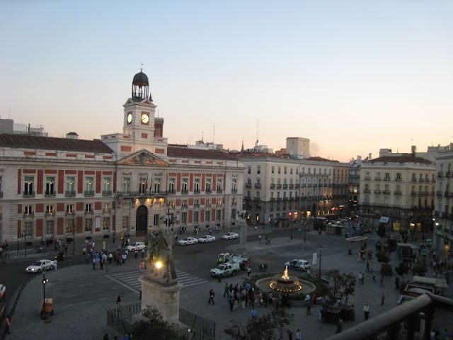 Sol, Madri