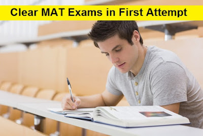 Clear MAT (Management Aptitude Test) Exams