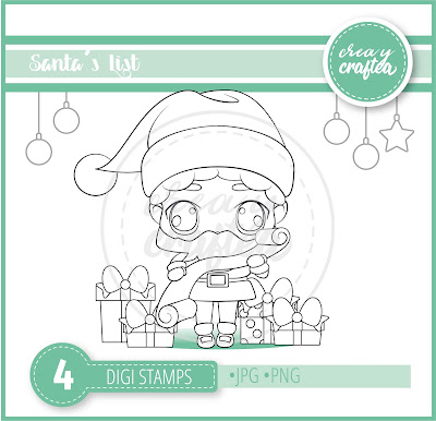 freebie, digistamp, digital stamp, coloring, adultcoloring, animegirl, kawaii, colorear, chibi, lineart, christmas, navidad