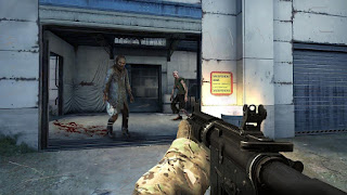 Zombie Sniper : Evil Hunter Apk - Free Download Android Game
