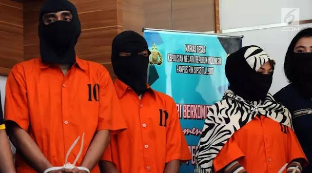 Bareskrim Polri: Saracen Dikendalikan Partai Politik