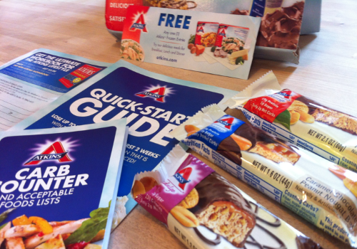 Atkins Free Quickstart Kit + BOGO Coupon