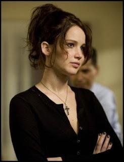 Jennifer Lawrence: Tiffany (El lado bueno de las cosas, 2012)