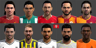 Facepack V2 Pes 2013 By Emre