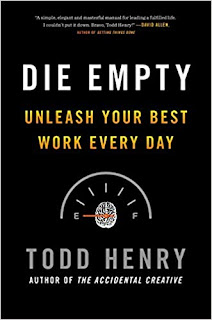 die empty book by todd henry pdf free download