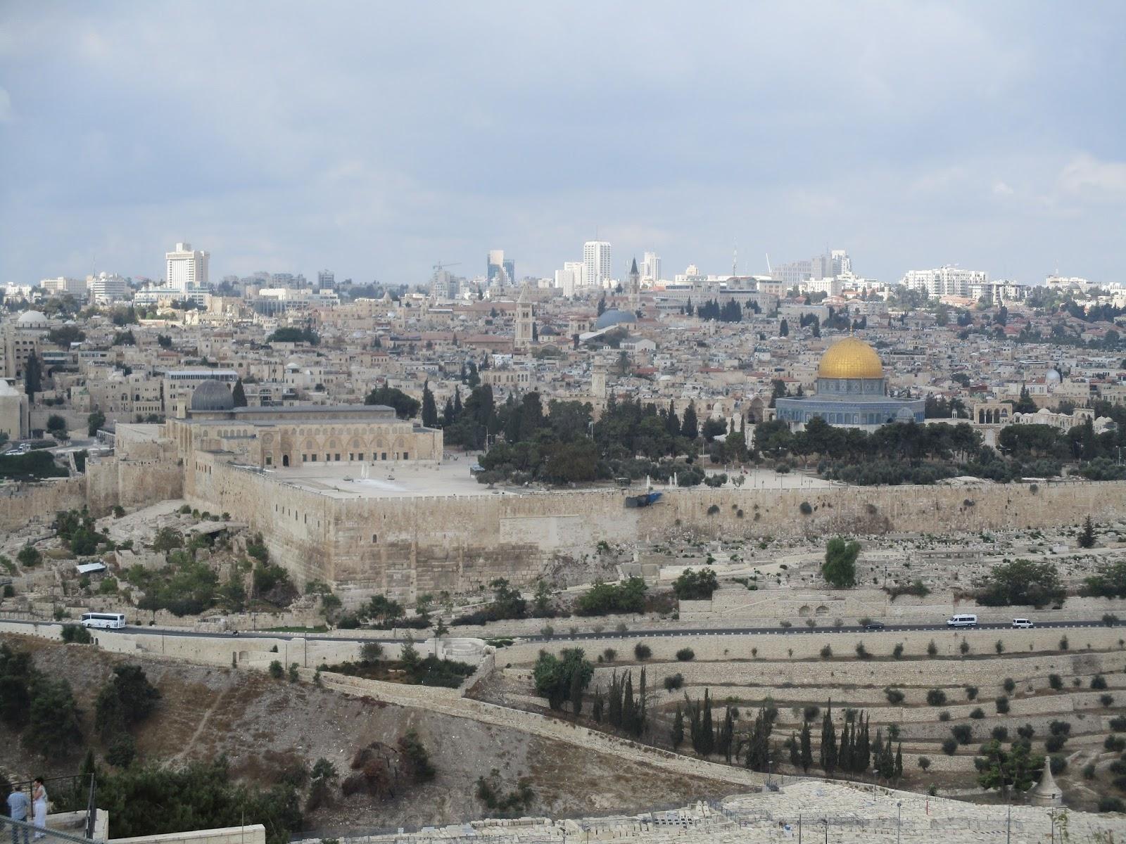 Nya knivattacker i jerusalem