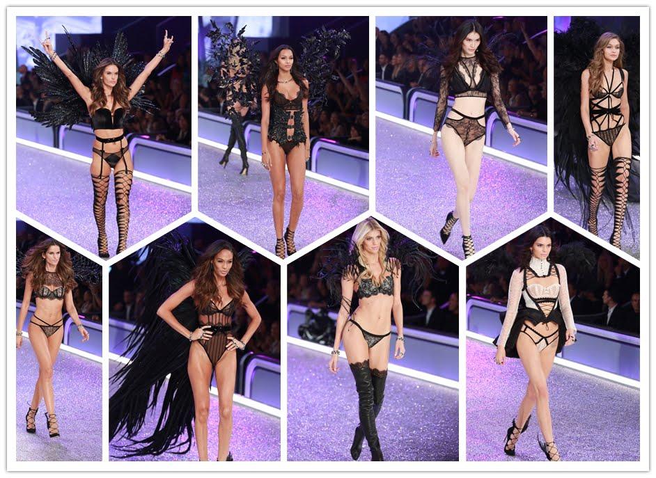 2016 Victoria's Secret Fashion Show - Dark Angel