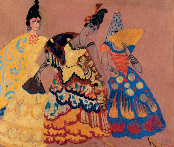 Carmen di Bizet -  Fyodor Fedorovsky
