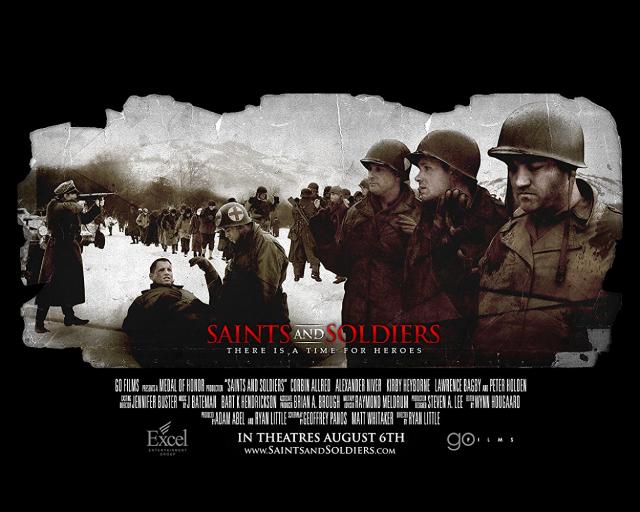 Hình ảnh phim Những Chiến Binh Mang Tên Thánh