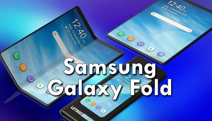 Harga Samsung Galaxy Fold dan Spesifikasi Lengkap