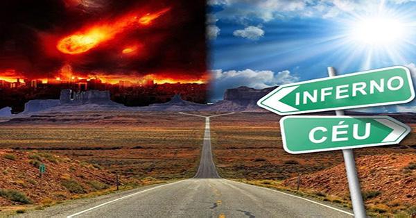 Vai Entrar mais Pessoas no Céu ou no Inferno? [ Leia e Reflita.. A Escolha é Sua ]