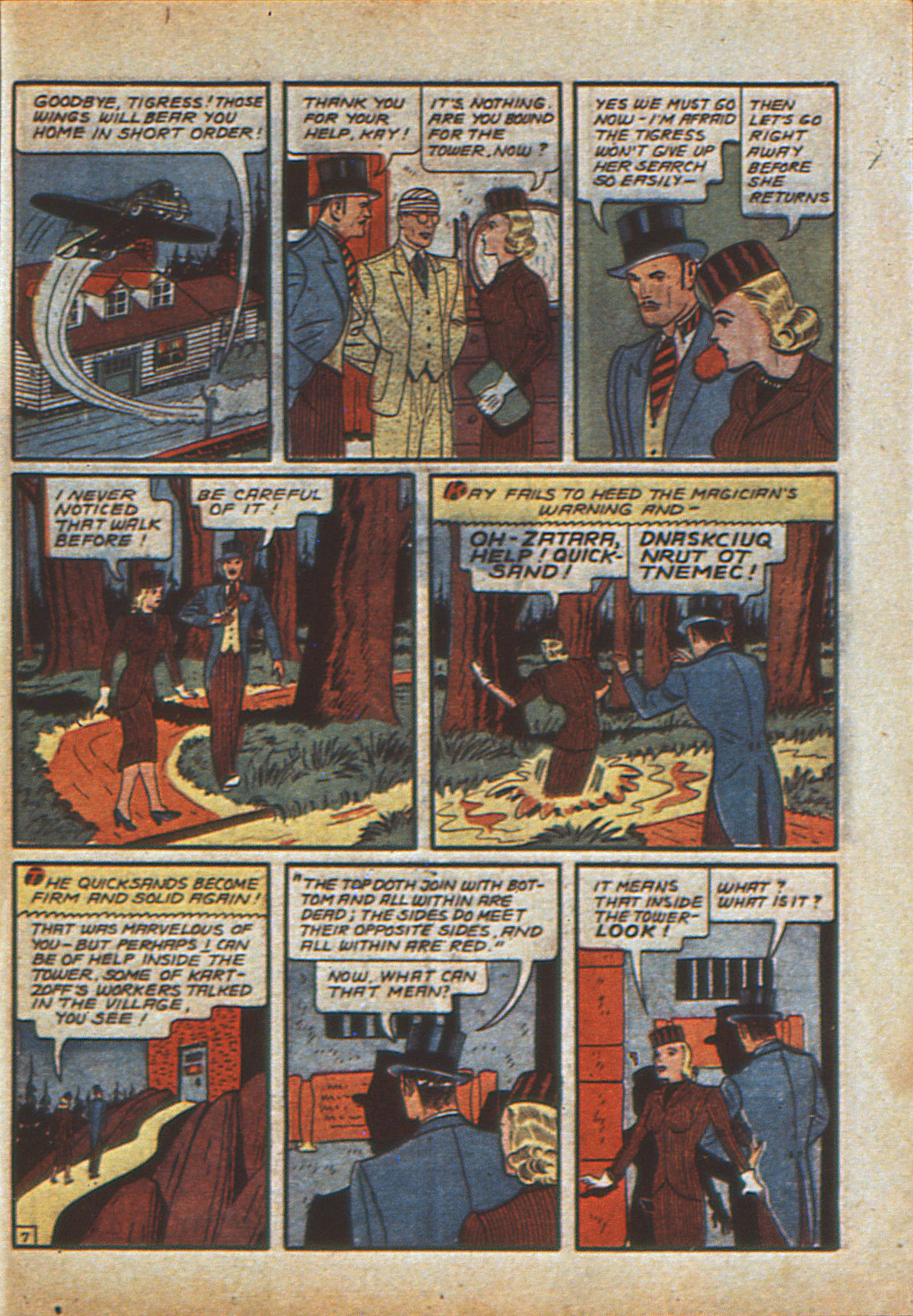 Read online Action Comics (1938) comic -  Issue #23 - 62