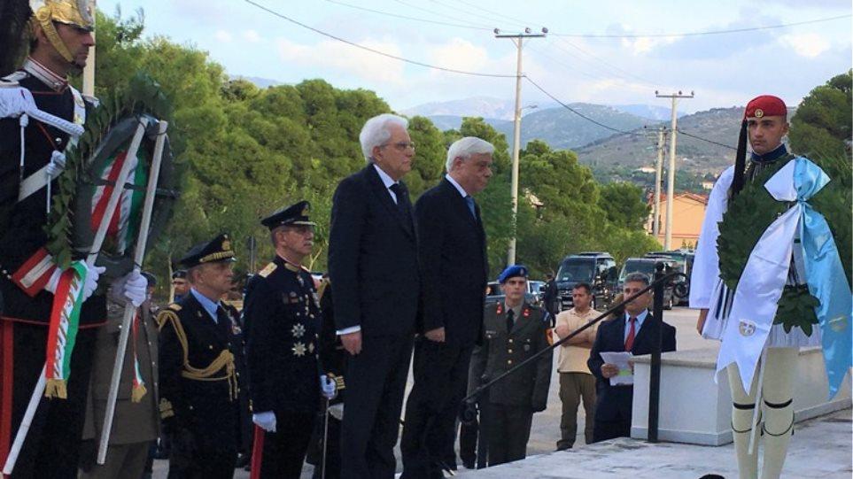 Όταν υπηρετείς το καθεστώς :Παυλόπουλος - Είμαστε αποφασισμένοι να αγωνιστούμε εναντίον όλων των επικίνδυνων αντιευρωπαϊκών μοφωμάτων