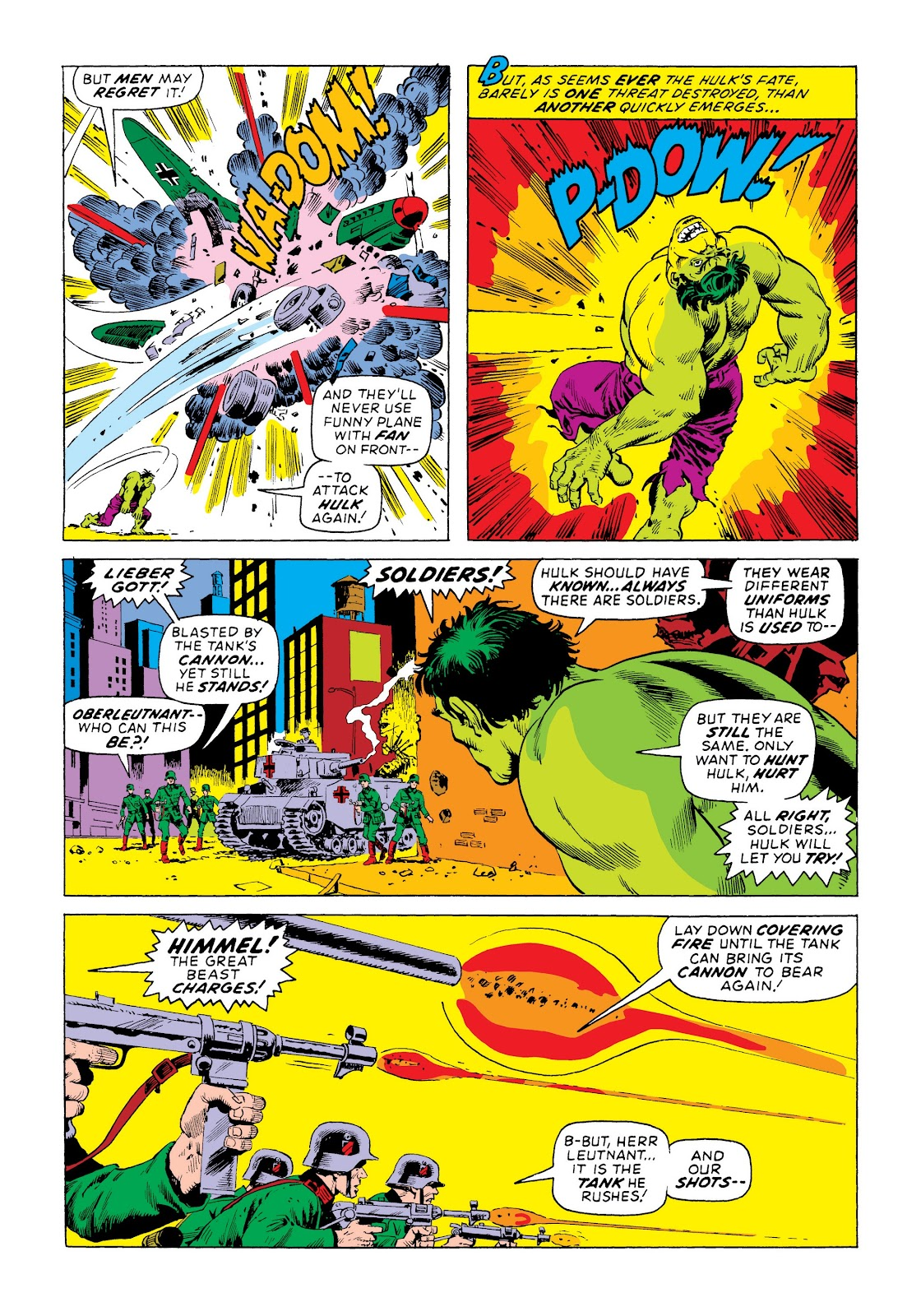 Read online Marvel Masterworks: The Incredible Hulk comic -  Issue # TPB 8 (Part 3) - 45