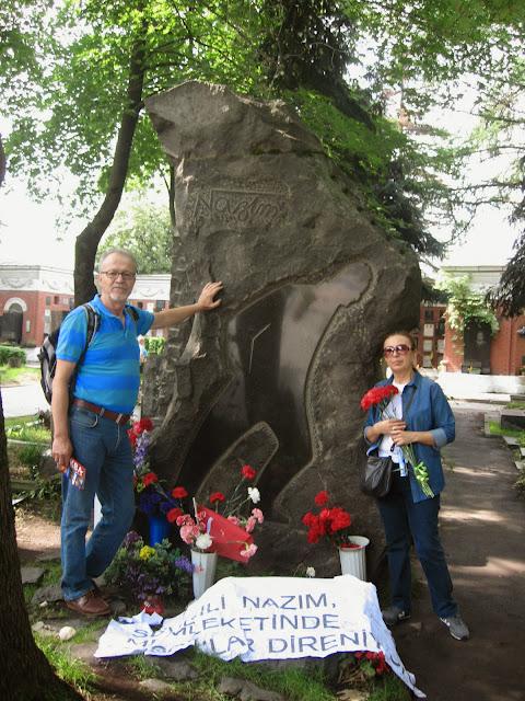 NOVODEVİCHY MEZARLIĞI, Moskova