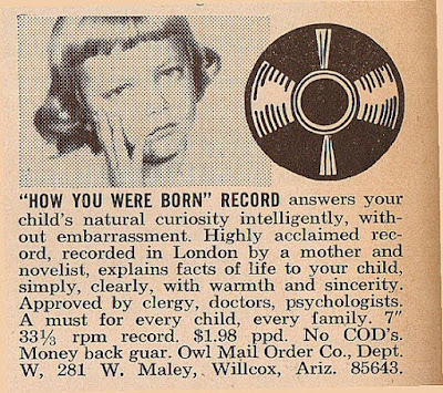 How You Were Born Record
