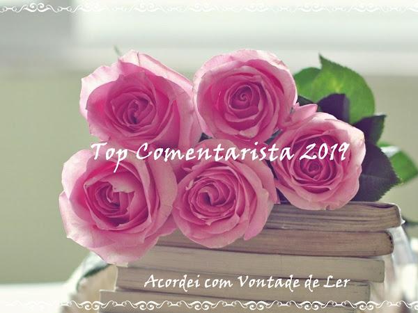 Top Comentarista de Janeiro/2019