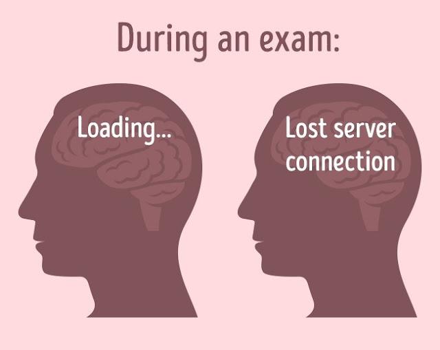 الضغط لمدّة طويلة يدمِّر الدِّماغ.