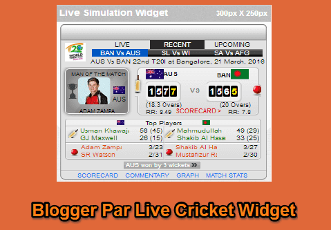 blogger-par-live-cricket-score-wedget-add-kare