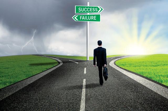 SUCCESS-सफल होने के लिए ये 5 चीजे होनी चाहिए ।