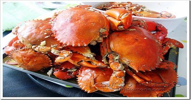 Crabs In Coconut Milk (Ginataang Alimango) Recipe