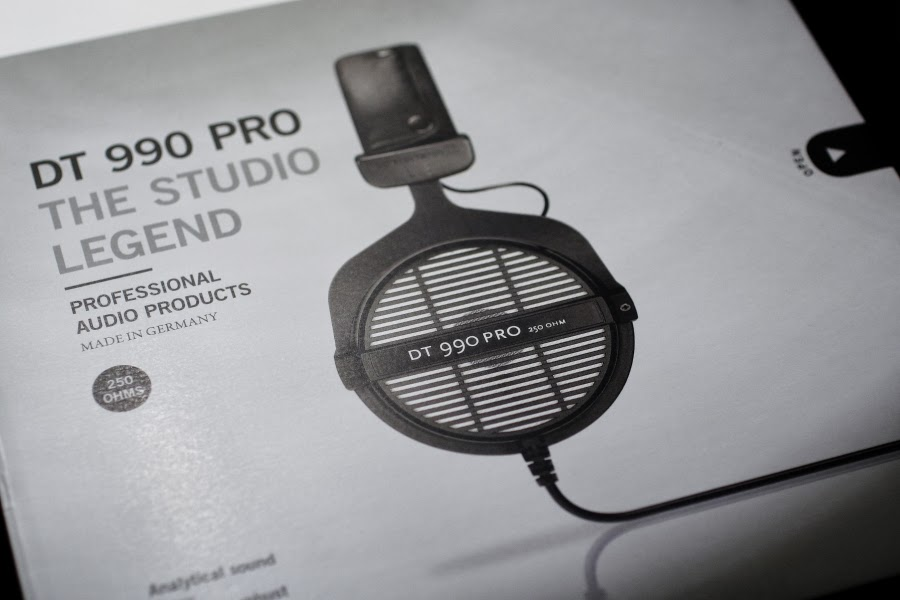first listen beyerdynamic dt 990 pro headphones review the sound apprentice. Black Bedroom Furniture Sets. Home Design Ideas