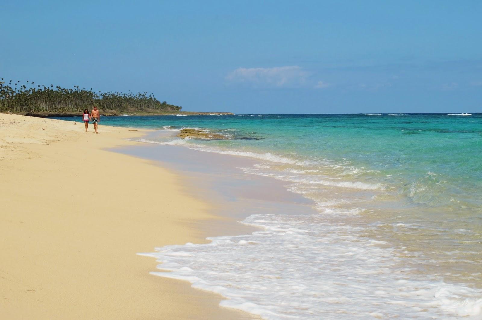 Playa Maguana, nas proximidades de Baracoa, uma das regiões mais remotas de Cuba.