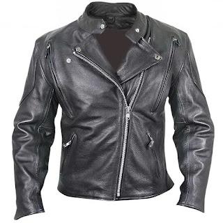 Gambar Jaket Kulit Asli Harley Davidson