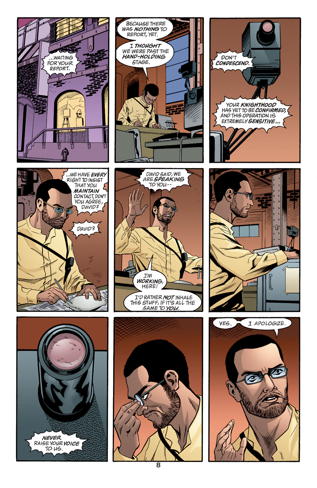 Detective Comics (1937) 768 Page 8