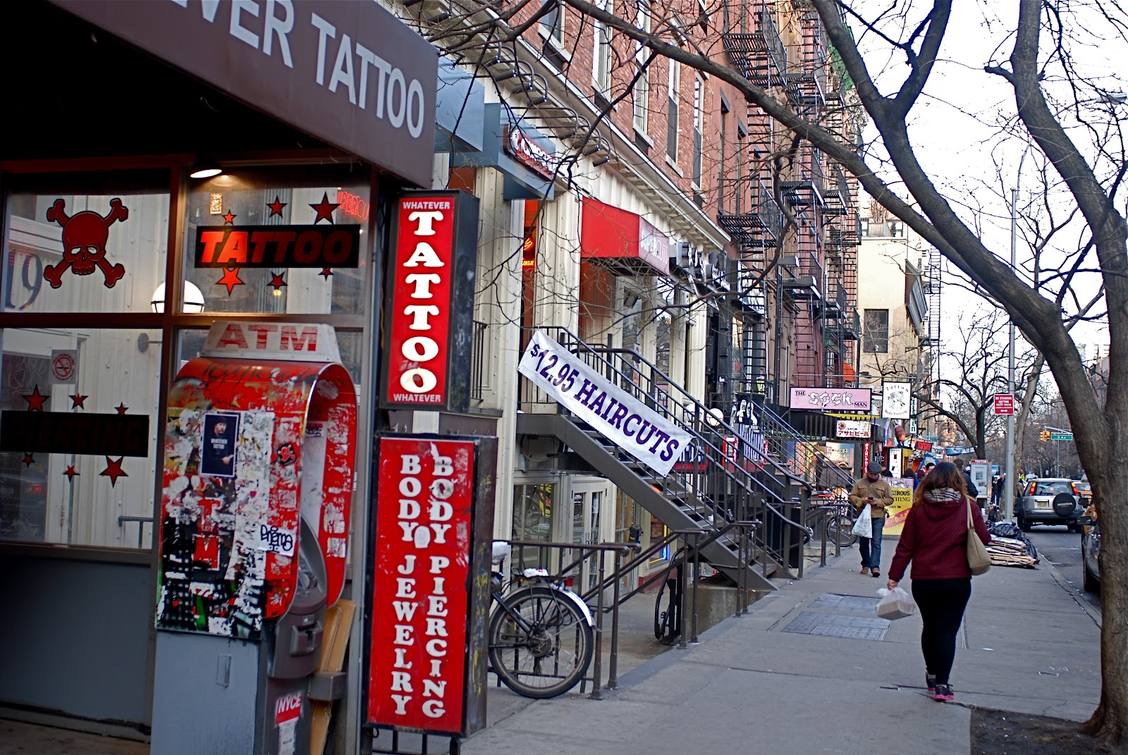 Restaurants On St Marks Place Nyc