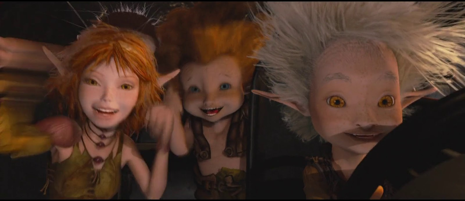 Pictures From The Movies Arthur And The Invisibles