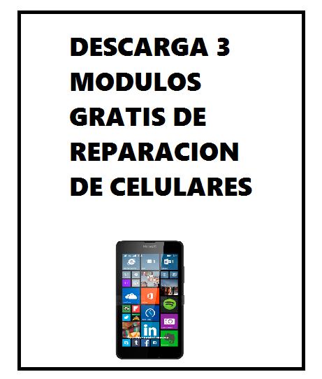 Descargar manual para reparar celulares pdf