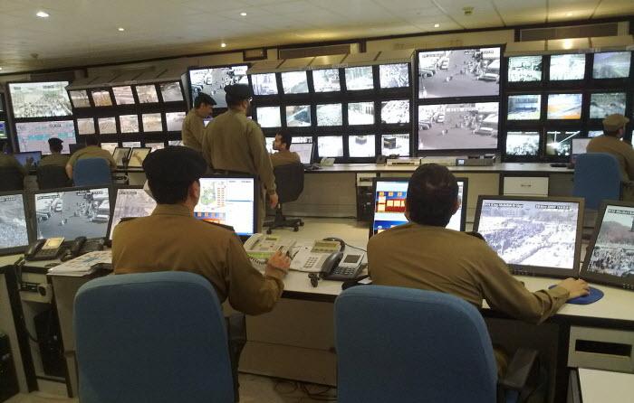 انواع كاميرات مراقبة CCTV