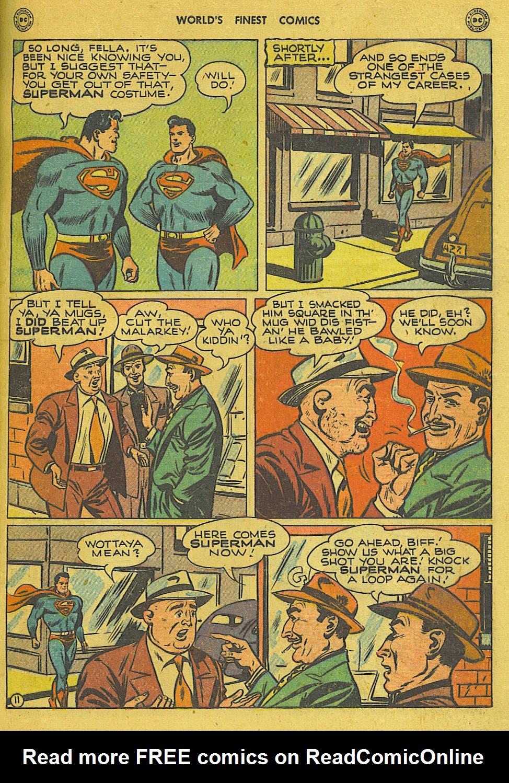Read online World's Finest Comics comic -  Issue #34 - 13