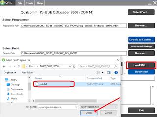 Cara Instal Ulang Lenovo A805e