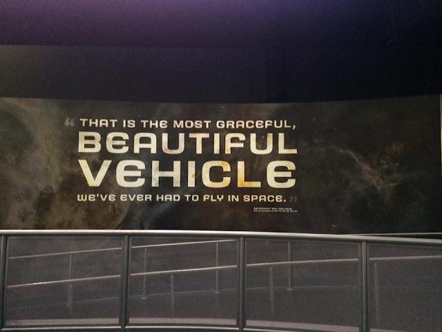 FOUR GO TO FLORIDA 2016 - #3 KENNEDY SPACE CENTRE