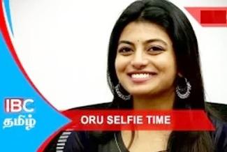 Oru Selfie Time | Kayal Ananthi 09-11-2017 IBC Tamil Tv