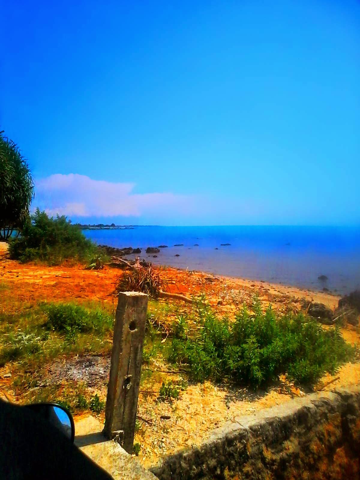 Pantai Empu rancak Jepara