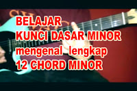 Video Belajar Gitar Tutorial Lesson Tips Trik Metode Cara Teknik