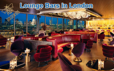 lounge bar in London